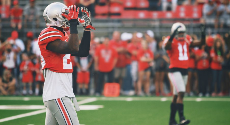 Both Powell and Bell made big plays all year long for the Buckeyes