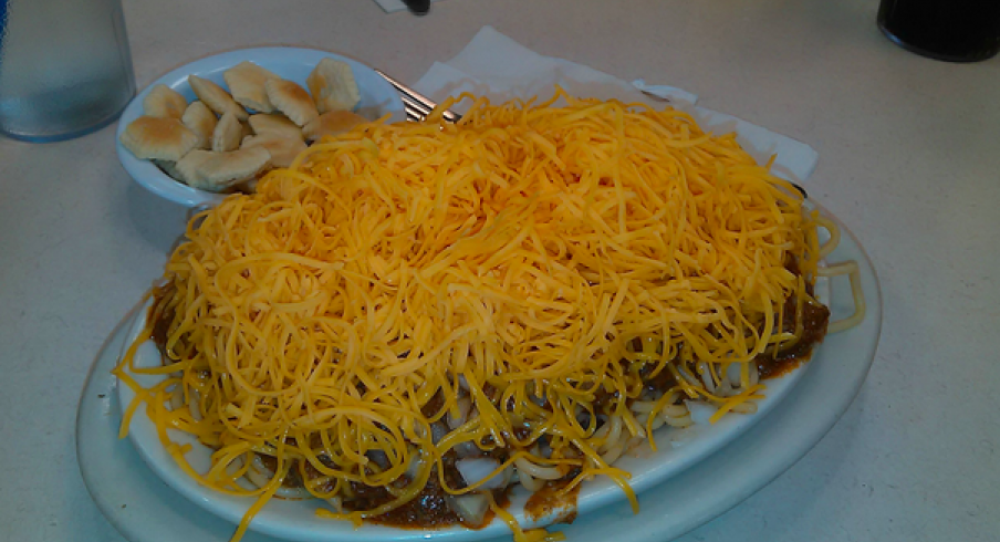 SKYLINE CHILI IN THE FLESH