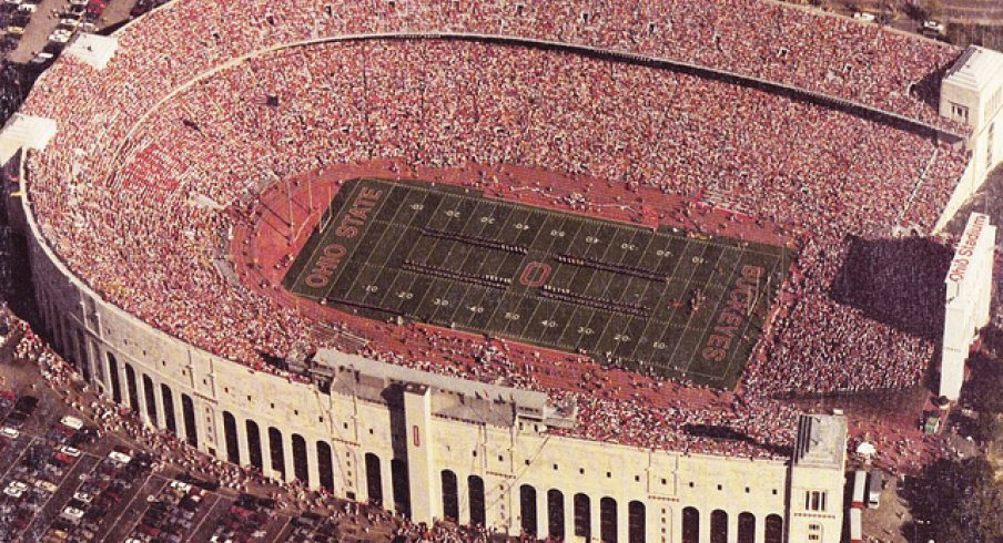 ohio stadium is the right host venue for a world cup eleven warriors