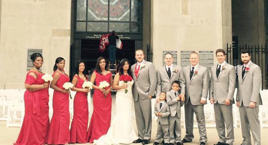 Wedding at the Shoe