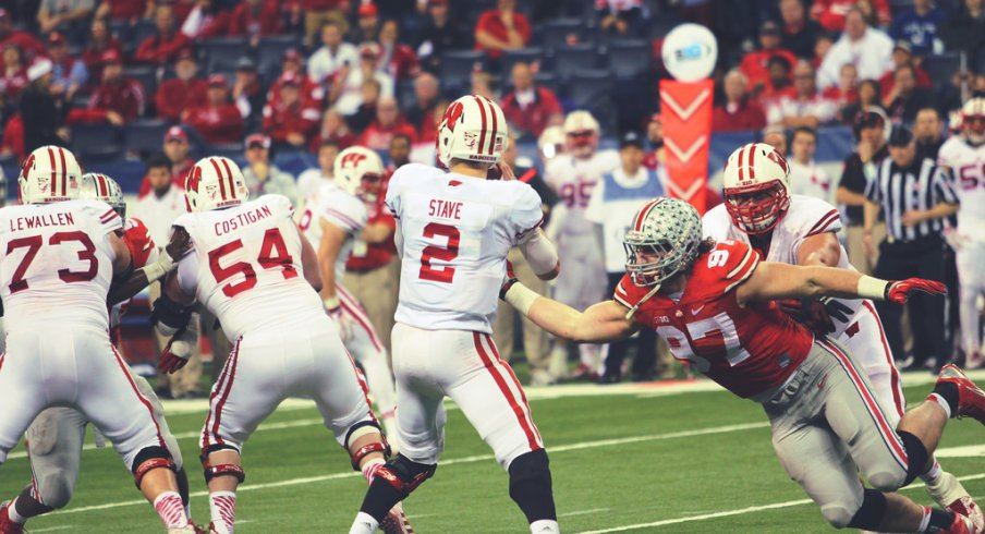 Joey Bosa shouldn't expect to get a lot of free runs at QBs this fall