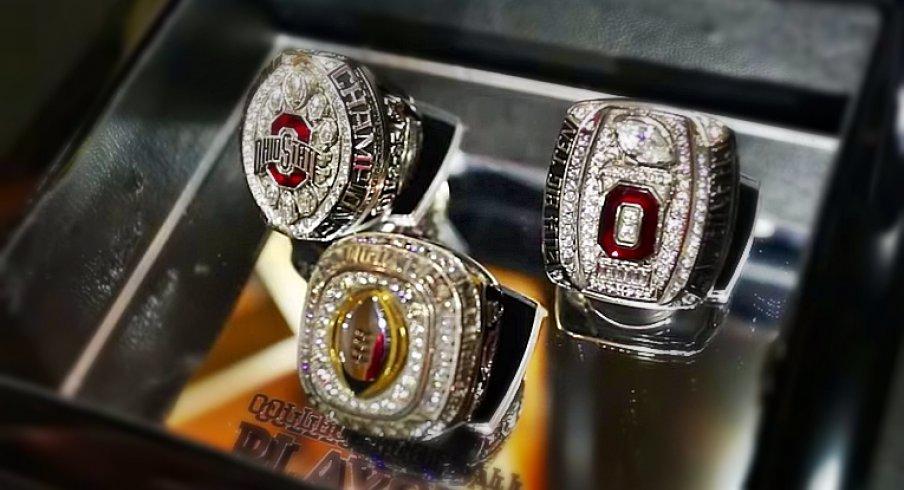 ohio state championship rings