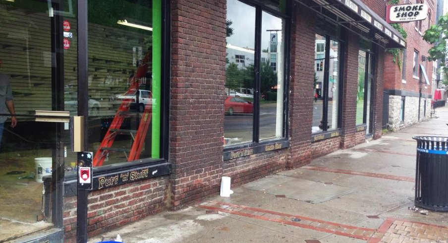 vintage clothing store to replace puff n stuff on high