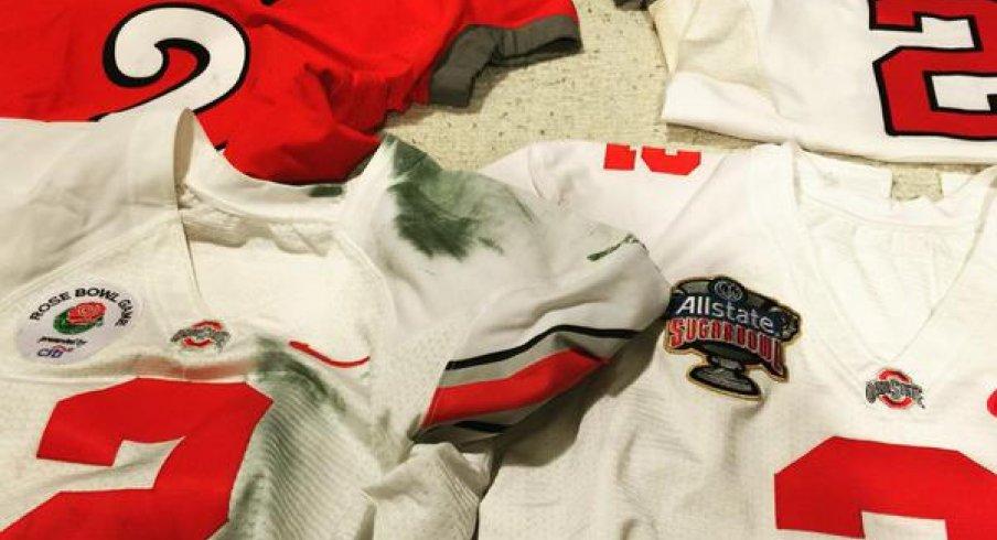 terrelle pryor ohio state jersey