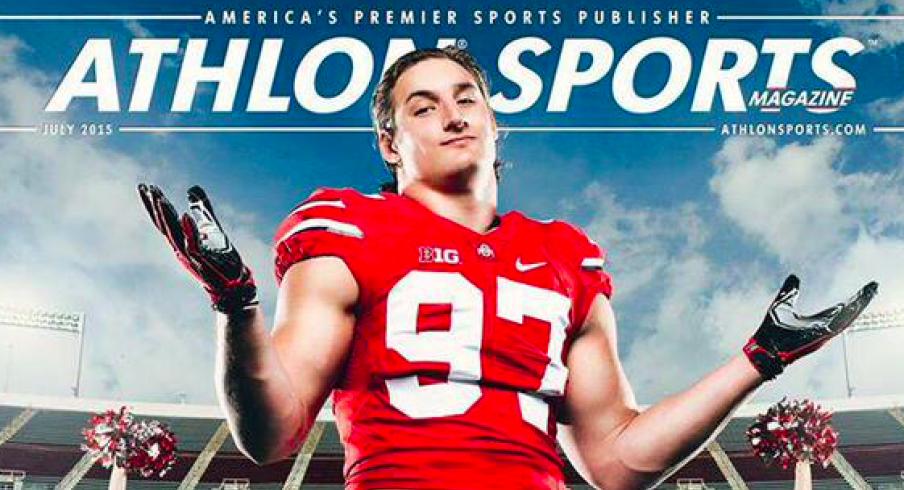 Athlon Sports 2010 NFL Pro Football Preview Magazine