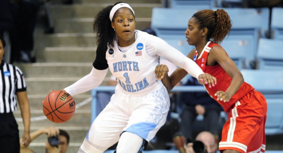 Stephanie Mavunga, All-ACC Center, Transfers to Ohio State ...