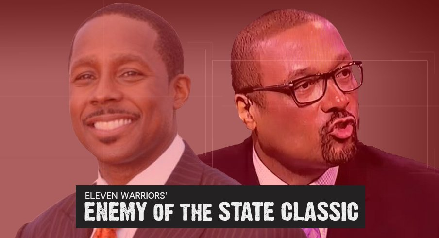 The Michigan Men region in Eleven Warriors' Enemy of the State Classic