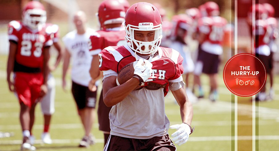 Jaelen Gill will be one of a handful of weapons for Westerville South.