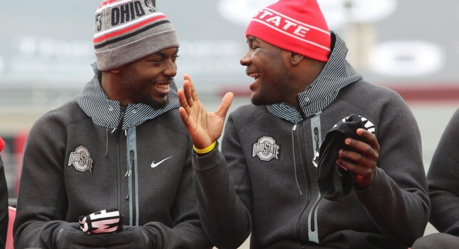 J.T. Barrett and Cardale Jones will both see plenty of snaps this season.