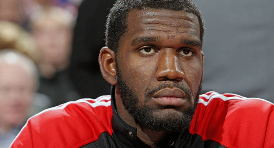 Greg Oden Signs with the Chinese Basketball Association's ...