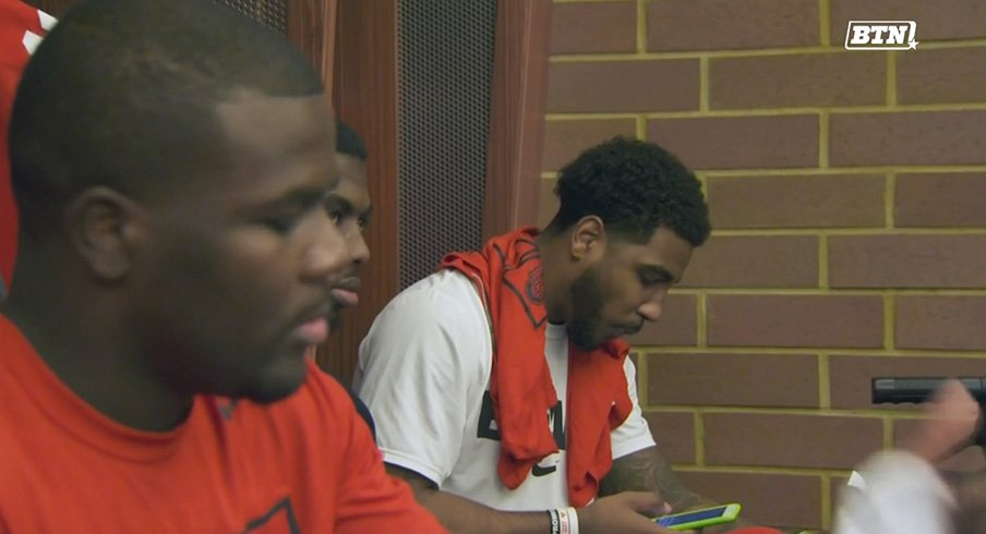 Braxton Miller, J.T. Barrett and Cardale Jones on BTN's Scarlet and Gray Days
