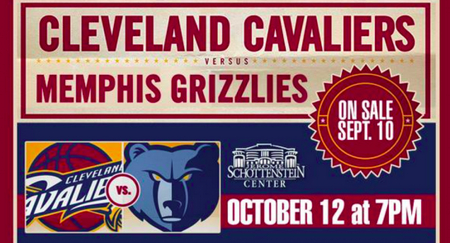 low priced 13cb5 9d044 Tickets for Memphis Grizzlies vs. Cleveland Cavaliers at the ...