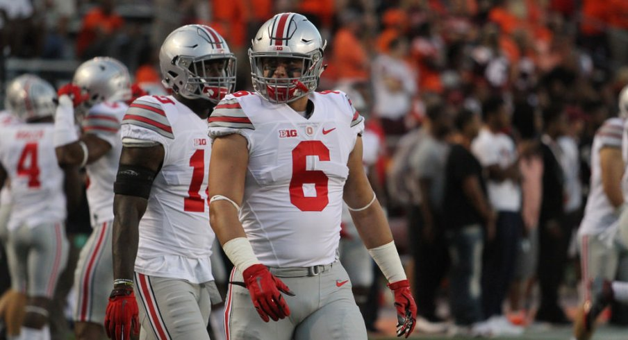 In Place of a Suspended Joey Bosa, Ohio State's Sam ...