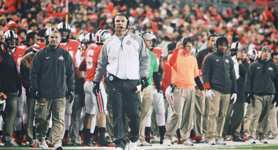 Urban Meyer and his staff received rave reviews for their performance in the 2014 season.