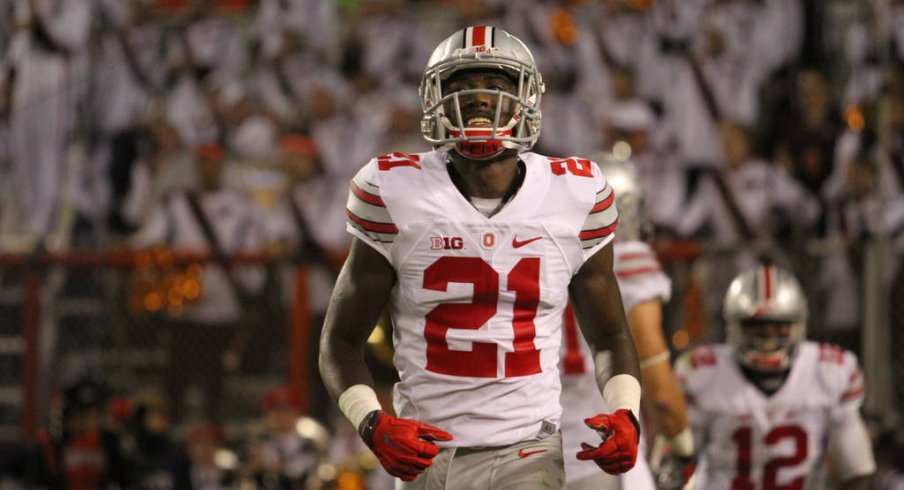Parris Campbell returns to Ohio State's lineup for its matchup against Maryland.