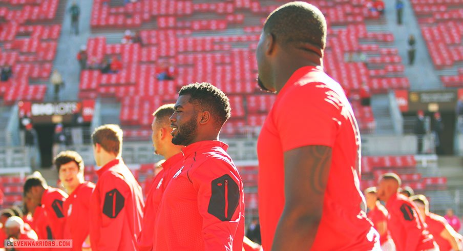 J.T. Barrett and Cardale Jones both thrived in Ohio State's victory against Maryland Saturday.