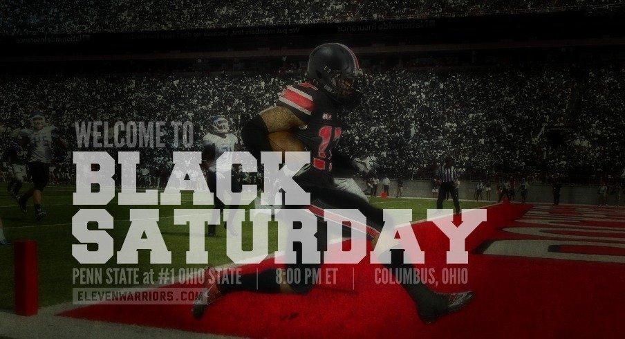 Black Saturday Skull Session: Get Dumped Then, Penn State