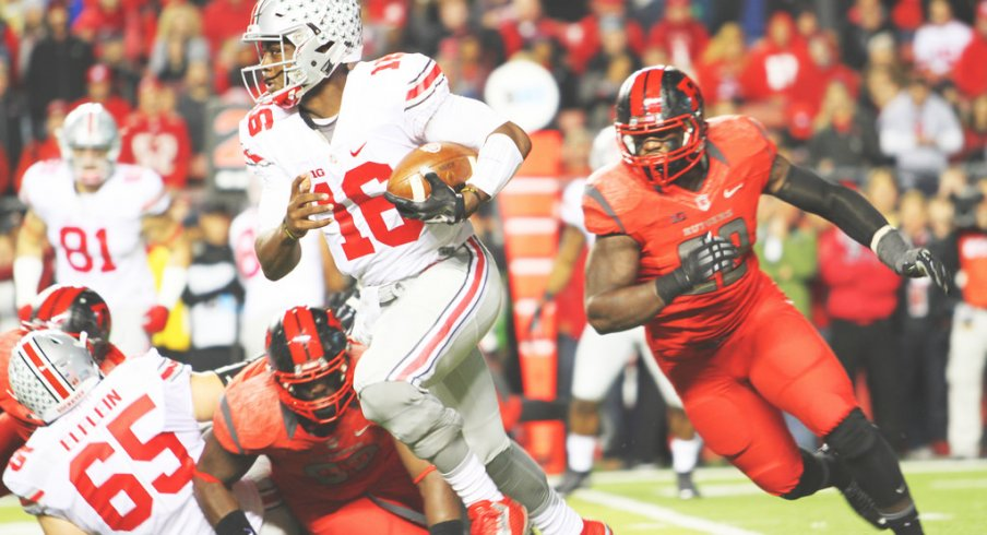 J.T. Barrett starting Saturday at Illinois is the best move for Ohio State's offense.