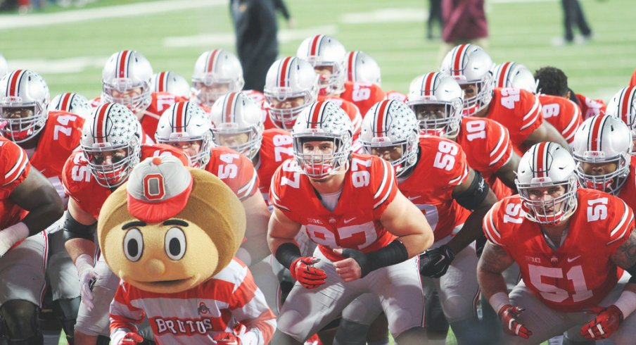 Ohio State Retains No. 3 Spot in College Football Playoff ...