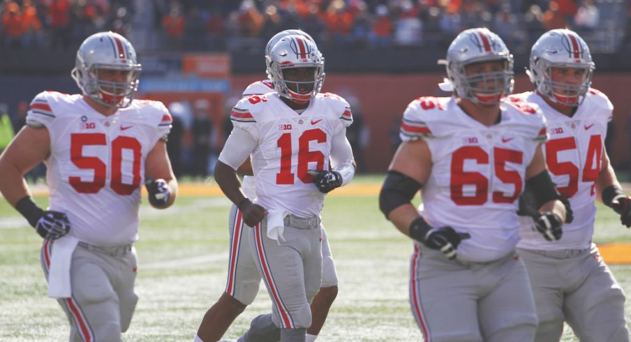 Ohio State must protect J.T. Barrett better if it wants to make another post-season run.