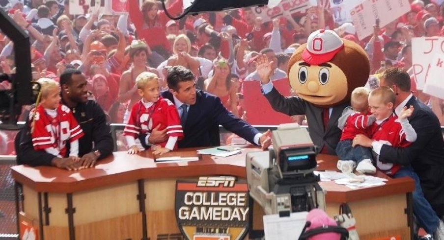 ESPN's College Gameday Will Visit Ohio State Next Week for the Michigan State Game | Eleven Warriors