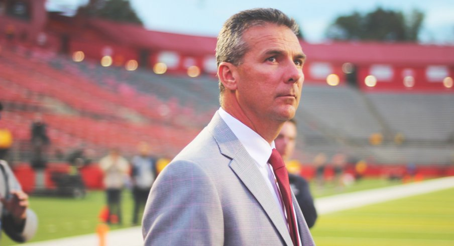 Urban Meyer wants to be sure his team knows it still has plenty to play for Saturday.