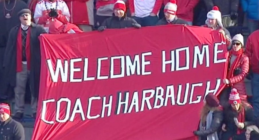Welcome Home Coach Ohio State