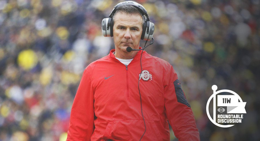 Urban Meyer's squad has an unexpected week off as Michigan State and Iowa play for the B1G title.