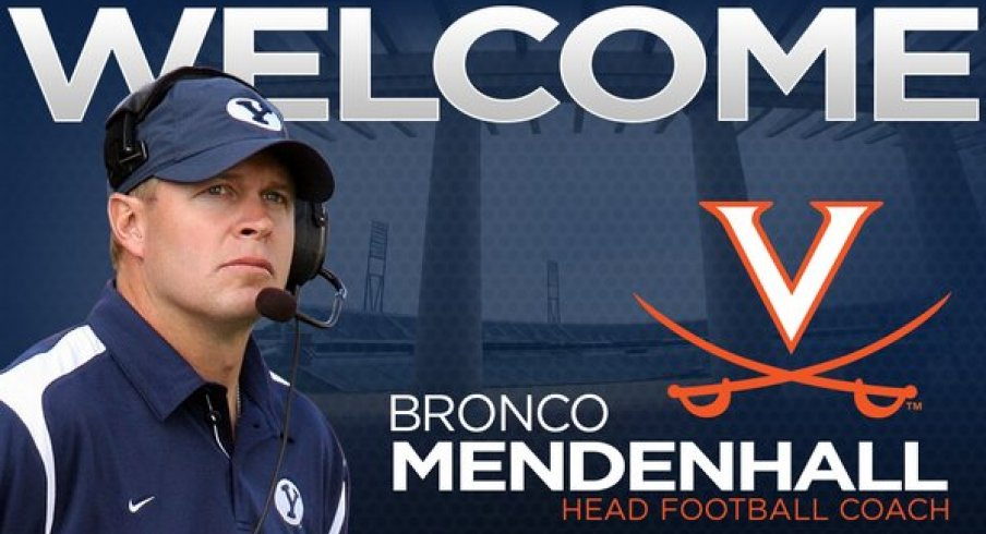 Mendenhall to VIrginia