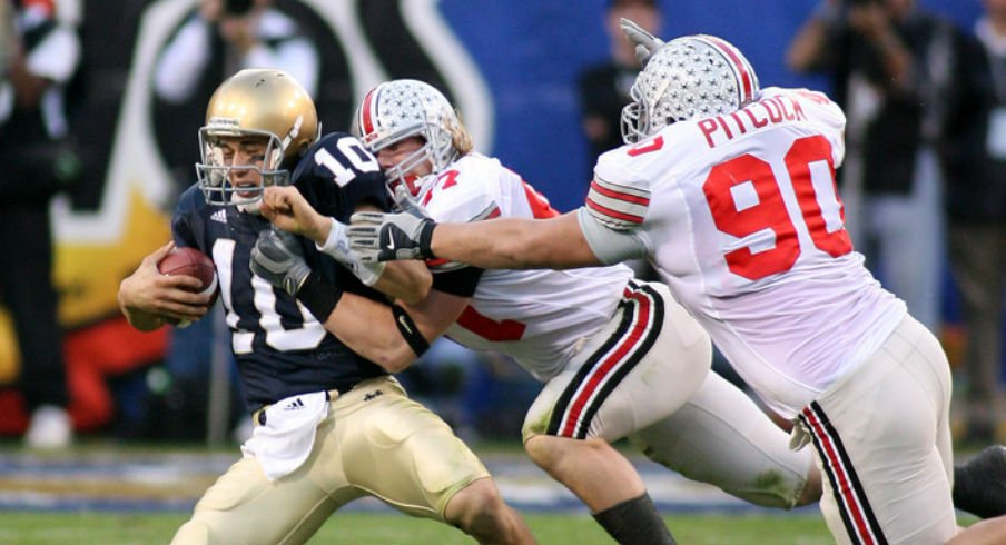 The heroes and villains of Ohio State's Fiesta Bowl appearances.