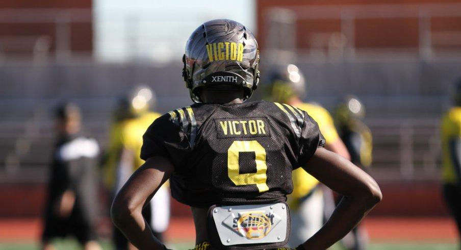 Victor pledges to Buckeye.