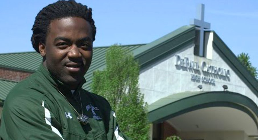 Former Buckeye commit and Michigan signee Kareem Walker