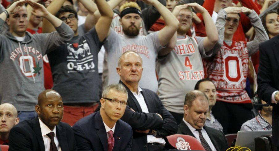 ... Basketball Remains in Great Shape Under Thad Matta | Eleven Warriors