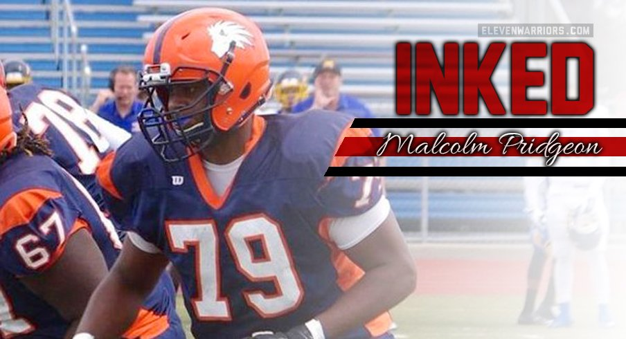 inked  nassau community college offensive lineman malcolm