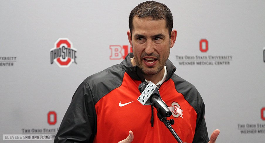 Videos: Ohio State Assistant Coaches Luke Fickell, Kerry ...