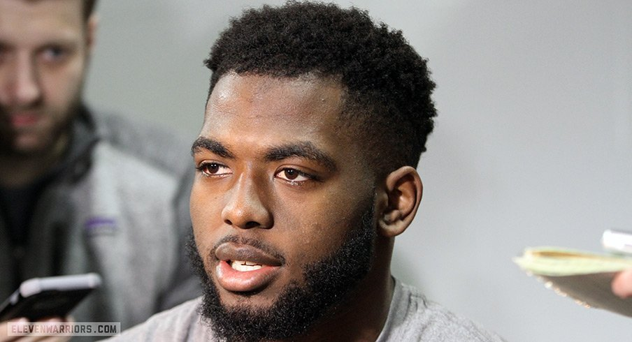 J.T. Barrett and Ohio State are in a land of the wolves mindset this winter.