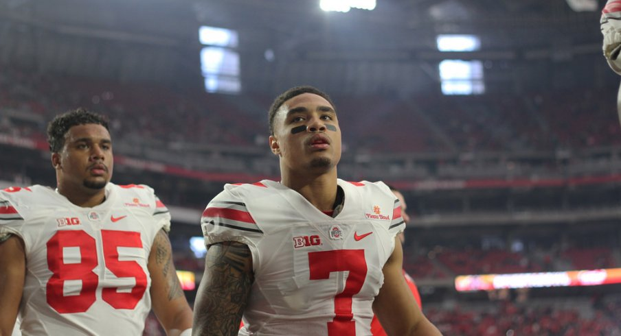Jalin Marshall is out to prove he made the right decision to leave Ohio State and enter the NFL Draft.