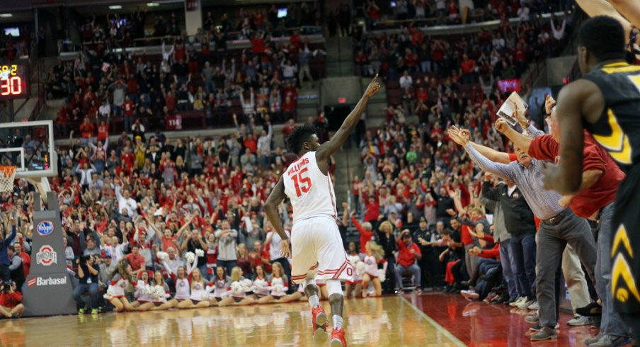 Kam Williams is a potential Big Ten Sixth Man of the Year.