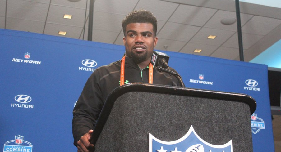Ohio State's winners and losers from the 2016 NFL Combine.