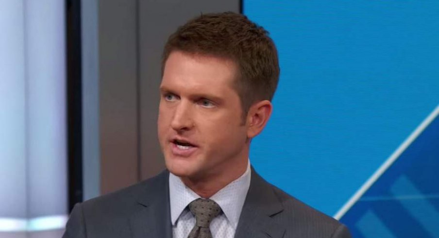 Todd McShay shared his thoughts on his latest mock NFL Draft and Ohio State players Wednesday.