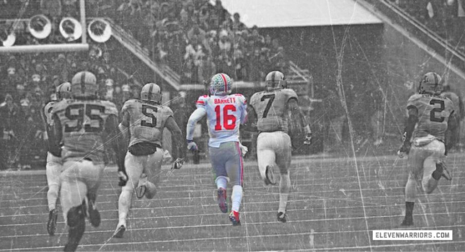 J.T. Barrett is faster than the entire state of Minnesota