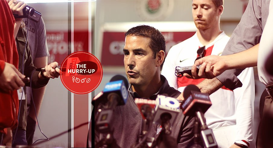 Luke Fickell continues to work on the 2017 Buckeyes' recruiting class.