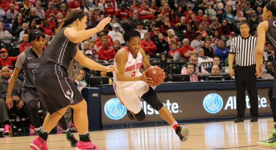 Kelsey Mitchell has come for all of your basketball records.