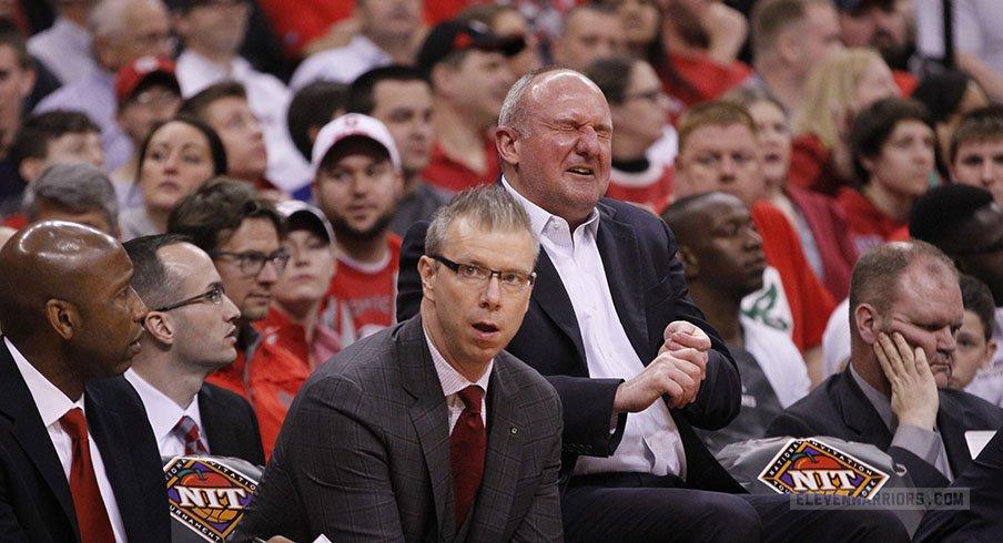 Thad Matta and Ohio State men's basketball at the crossroads.