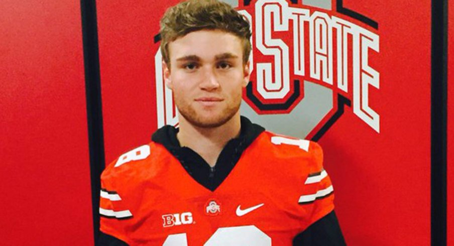 Four Star Quarterback Tate Martell Commits To Ohio State Eleven Warriors