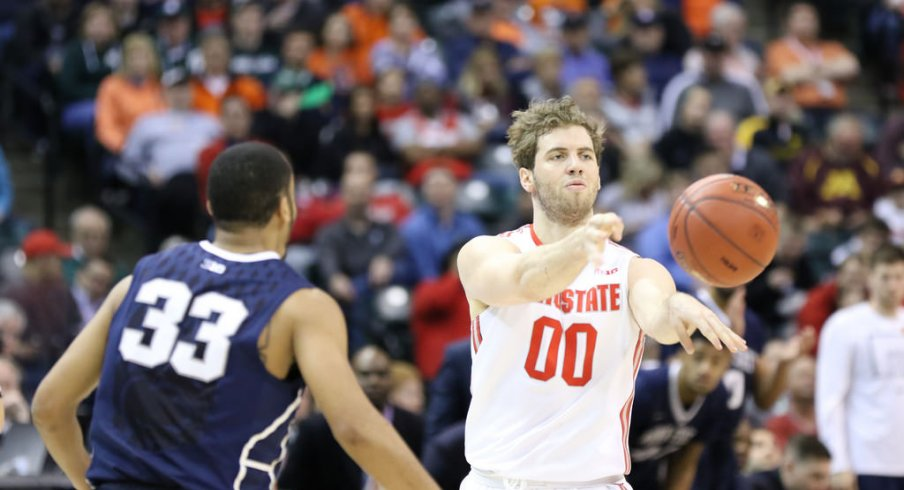 Mickey Mitchell is transferring from Ohio State.