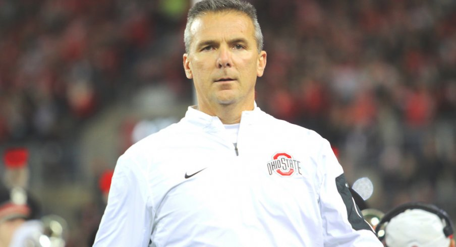 Urban Meyer shared strong words about the NCAA Monday at Ohio State.