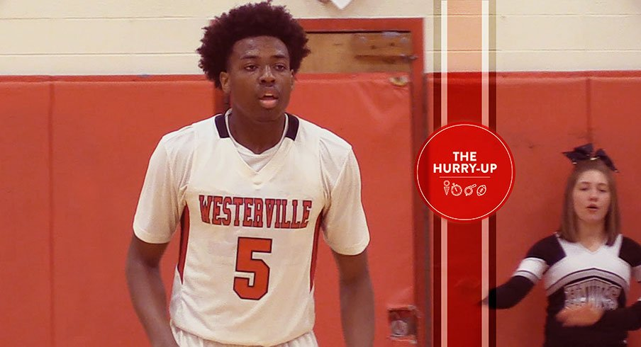 Andre Wesson will make his college choice on Wednesday afternoon.