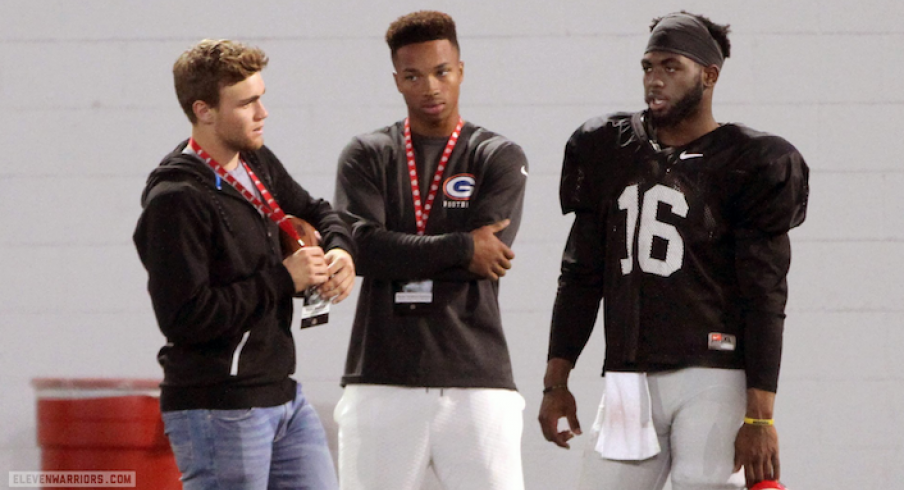 Tate Martell was in Columbus in March.