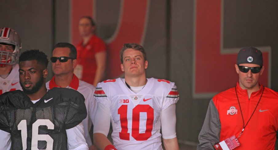 The Theoretical Backup: Why Joe Burrow Better Know the Location of ...